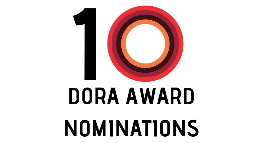 2018-2019 Dora Award Nominations