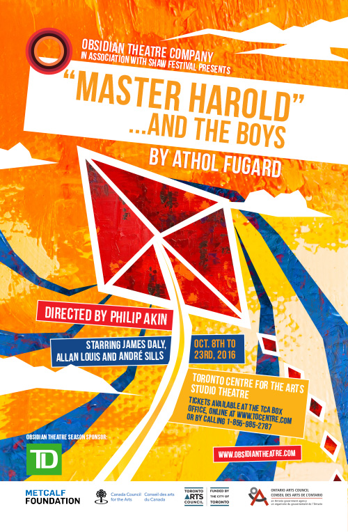 """Master Harold"" …and the Boys"
